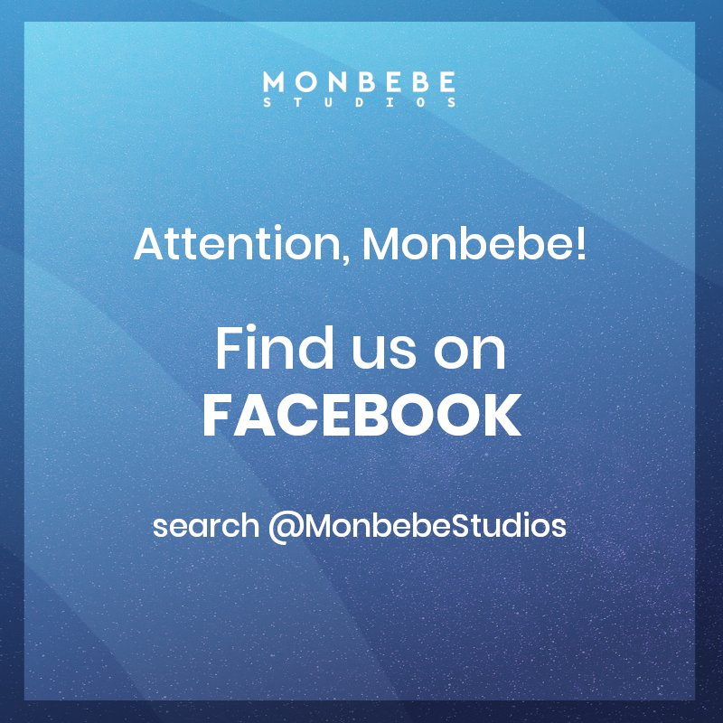 #MonbebeStudios is now on Facebook! Check out our brand new page and say hi: m.facebook.com/profile.php?id…