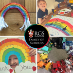 Image for the Tweet beginning: At RGSW Family of Schools,we