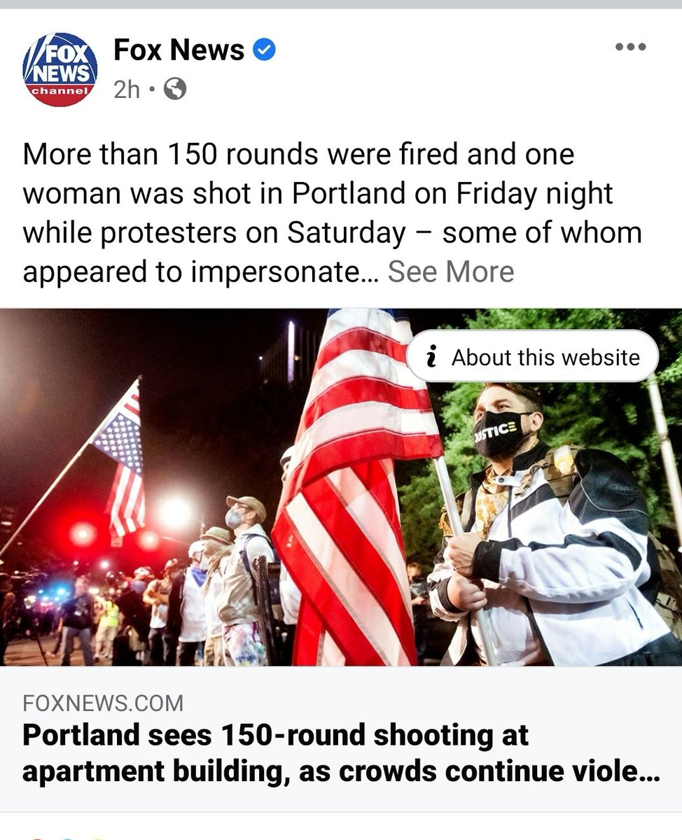 "This  is a perfect example of why people across the board do not trust media. Both articles are about this past weekend. So which is it?  Also nobody should have to ask the media ""which is it"" #media  #protests2020 #wtfpic.twitter.com/1TKoLzCWWF"
