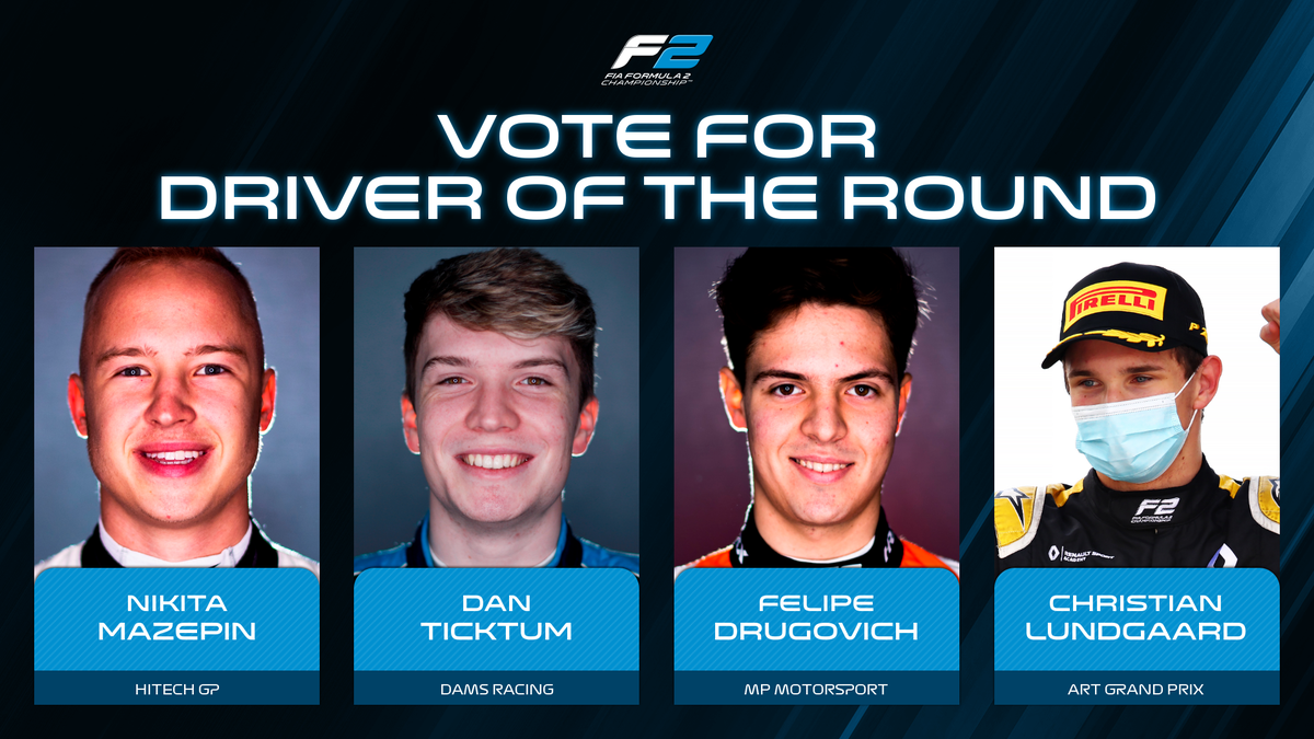 Stars of Friday, Saturday and Sunday ✨  Comment who gets your pick, or if you would choose someone else 🙌  #BritishGP 🇬🇧 #F2 https://t.co/L9vscZ44UD