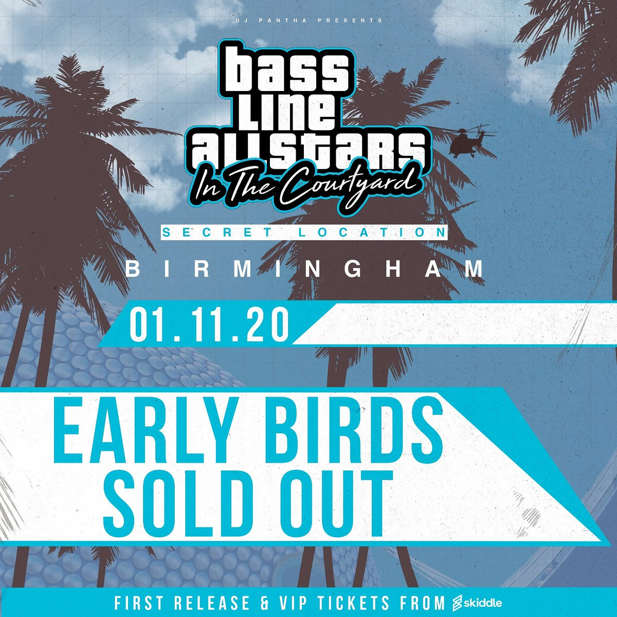 EARLY BIRDS SOLD OUT IN 24HRS ❤️❤️