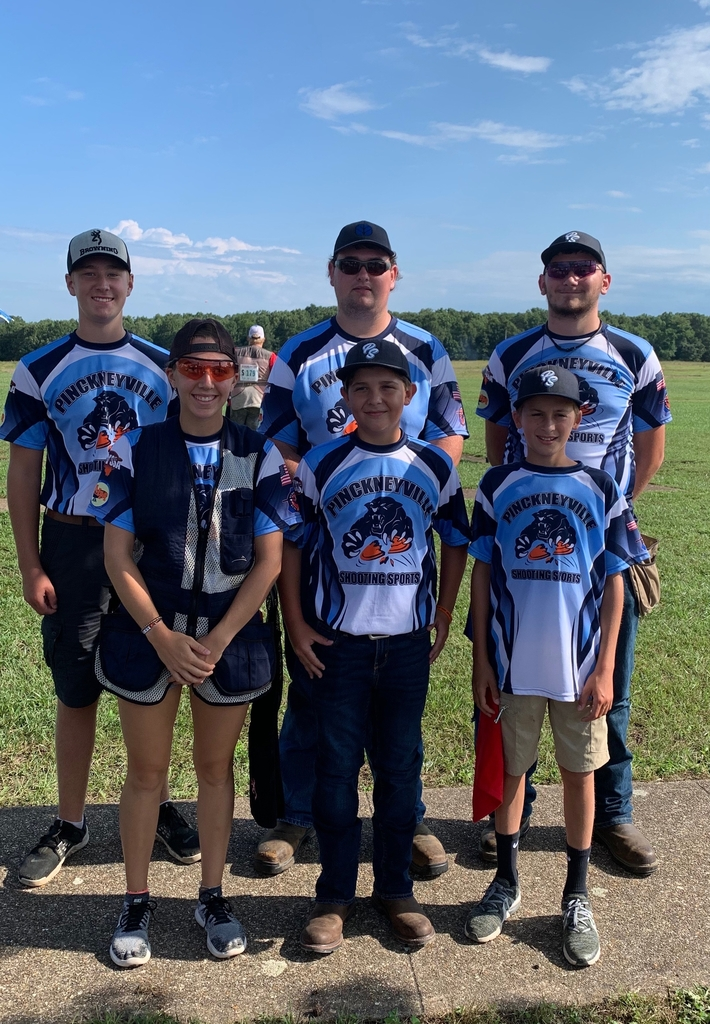 Good luck to Aiden Hubler, Ethan Cheek, Lucas Doerflein, Olivia Phillips, Drake Patterson, and Colin Cook shooting in the AIM Grand National Youth Trapshooting Championship over the next few days in Linn Creek, Missouri. pic.twitter.com/XZOX9y7ATH