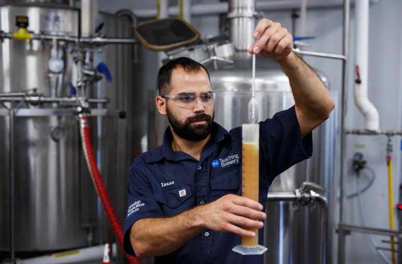 Aujourd'hui, c'est la Journée nationale de la bière! 🍺  Vous pouvez trouver plusieurs programmes dans ce domaine au Canada, couvrant tout, des techniques de production à la gestion de votre entreprise. Visitez https://t.co/z0CiZ9VFyK pour en savoir plus sur   📷 Niagara College https://t.co/L0moEO0vRc