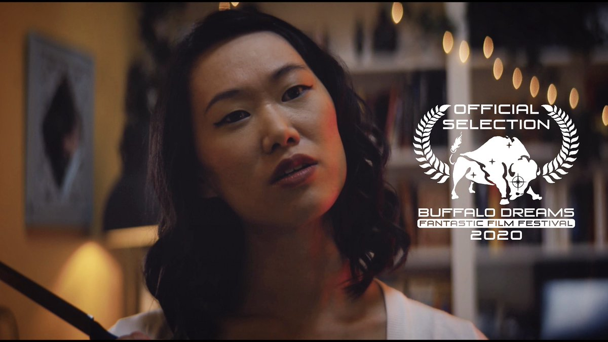 This week will have a flurry of some truly excellent announcements that we can't wait to announce so to start it off, we are supremely pleased to be accepted by @BuffaloDreams!!  #buffalodreamsfantasticfilmfestival #filmfestival #shortfilm #horrorfilm #horrorcomedy pic.twitter.com/0ZOQzRszQm