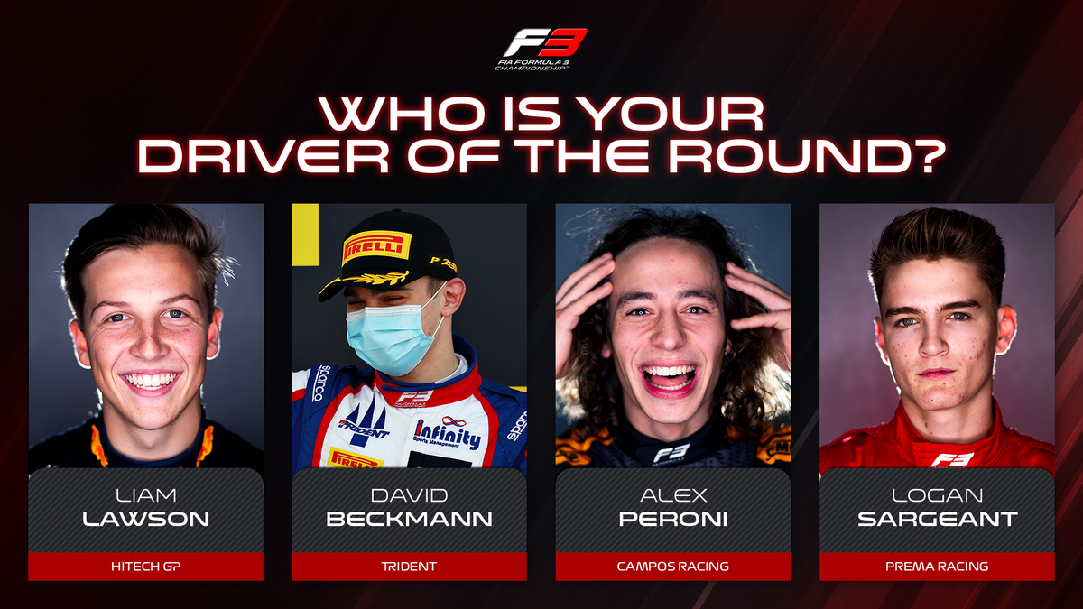 Who impressed you most this weekend? 🤔  Let us know in the comments!⬇️  #BritishGP 🇬🇧 #F3 https://t.co/vxv55HIWOH