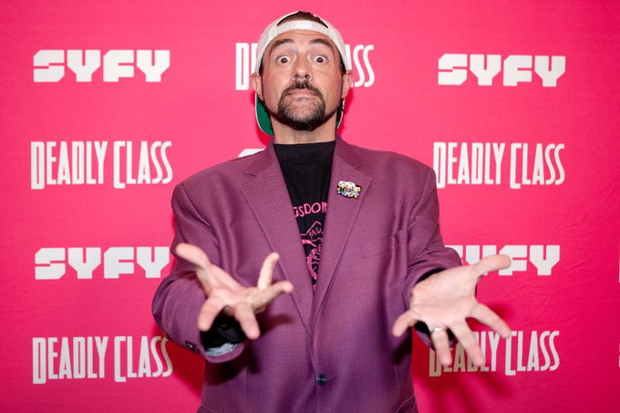 Happy Birthday to Kevin Smith! What was the first View Askewniverse movie you watched?