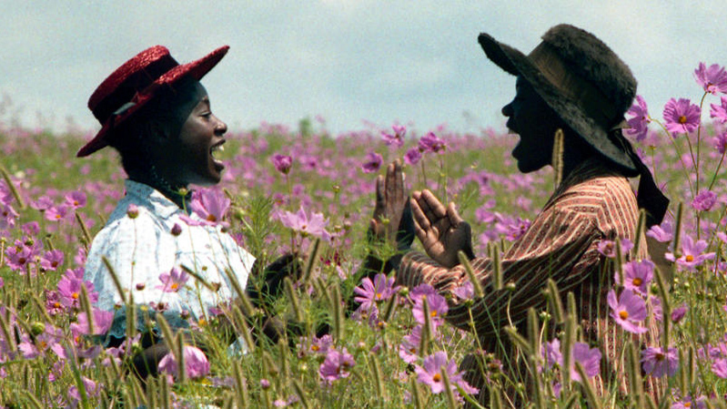 Noticing. 💜 #TheColorPurple #SummerMovieNights