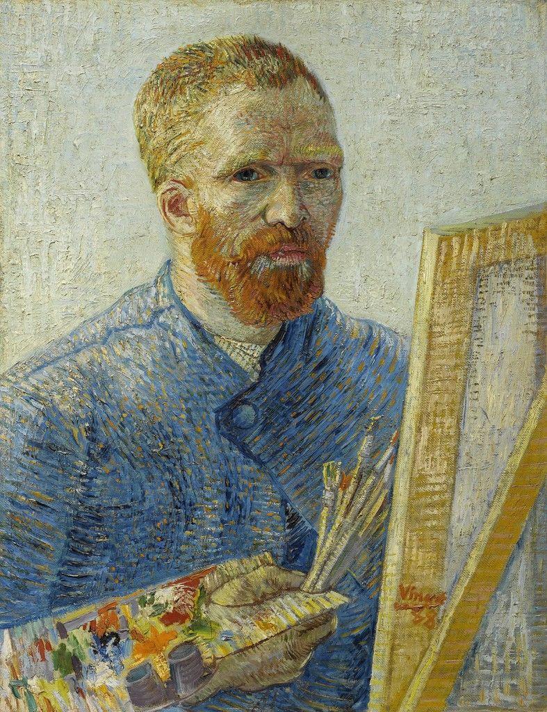 """Cuando hablamos de """"autorretrato trabajando"""" casi todos pensamos en artistas como van Gogh o Velásquez, pero… ¡Sabían que el primer autorretrato de este estilo que se conoce en la historia del arte fue hecho por una mujer! pic.twitter.com/2bJFcLDx3g"""