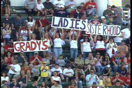 Happy 38th Birthday to my favorite Cleveland Indian and namesake of Grady s Ladies, Grady Sizemore.