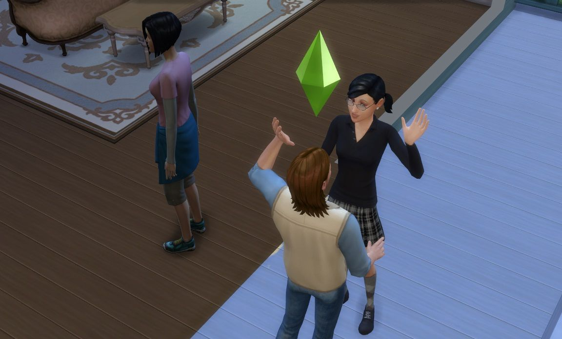 Play The Sims, really get in touch with your crippling personal issues, why not https://buff.ly/2D194lZpic.twitter.com/orgDp9cOLD