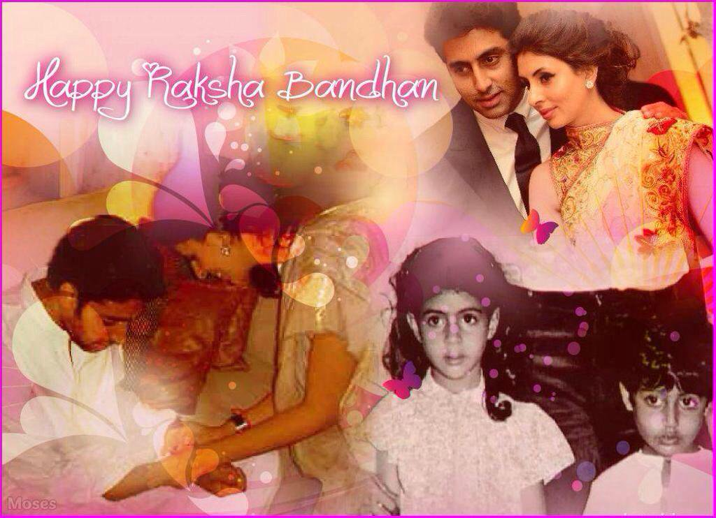 T 3613 -Happy Raksha Bandhan .. tomorrow be the festival of protection & security for the sister by the brother .. a pledge to be by her side, to hold her hand in times of trouble , to safeguard her from all evil to let her know that no matter what he shall ever be by her side . https://t.co/Vy1j6AGNZT