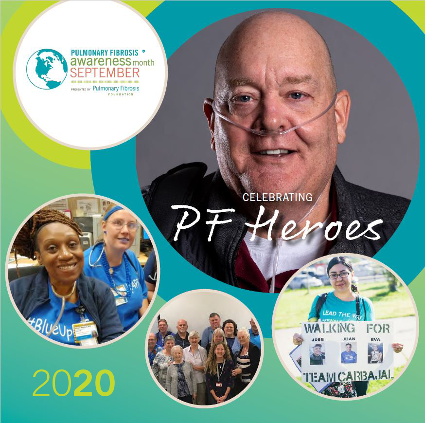 How have you been affected by pulmonary fibrosis? We want to help you share your story. All are welcome to submit their experience as a part of the Portraits of PF series. Learn more and get started at pulmonaryfibrosis.org/get-involved/s…