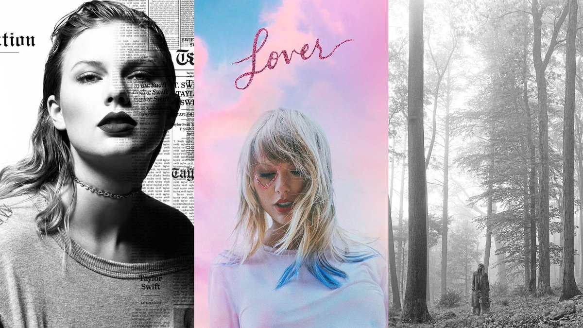 In the last 4 years, the 3 biggest weeks for any album belong to Taylor Swift for #reputation with 1.24M units in 2017, #Lover with 867k units in 2019, and #folklore with 846k units in 2020. pic.twitter.com/ZSUibQOL5P