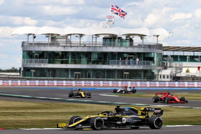 #F1 #BritishGP | Domingo en Silverstone – Renault consigue un gran número de puntos https://t.co/VMJUhZCt9y https://t.co/qnp2svhhaH