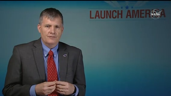 Steve Stich, manager of NASA's @Commercial_Crew Program, explains how certification of Crew Dragon will unfold: By analyzing in-flight data, the splashdown, and thorough inspection of the vehicle.