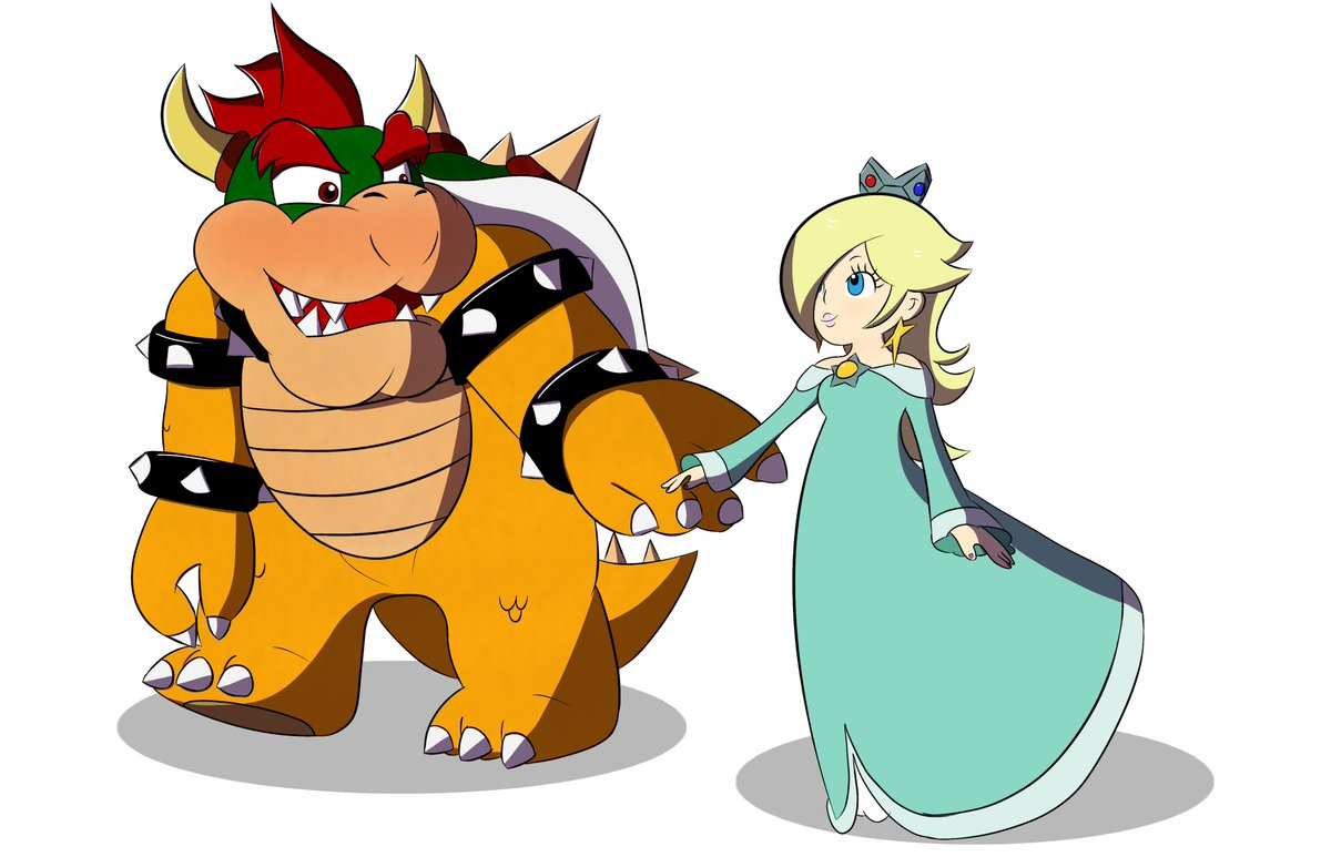 Bowser Is Cute On Twitter I Love Drawing Bowser And Other