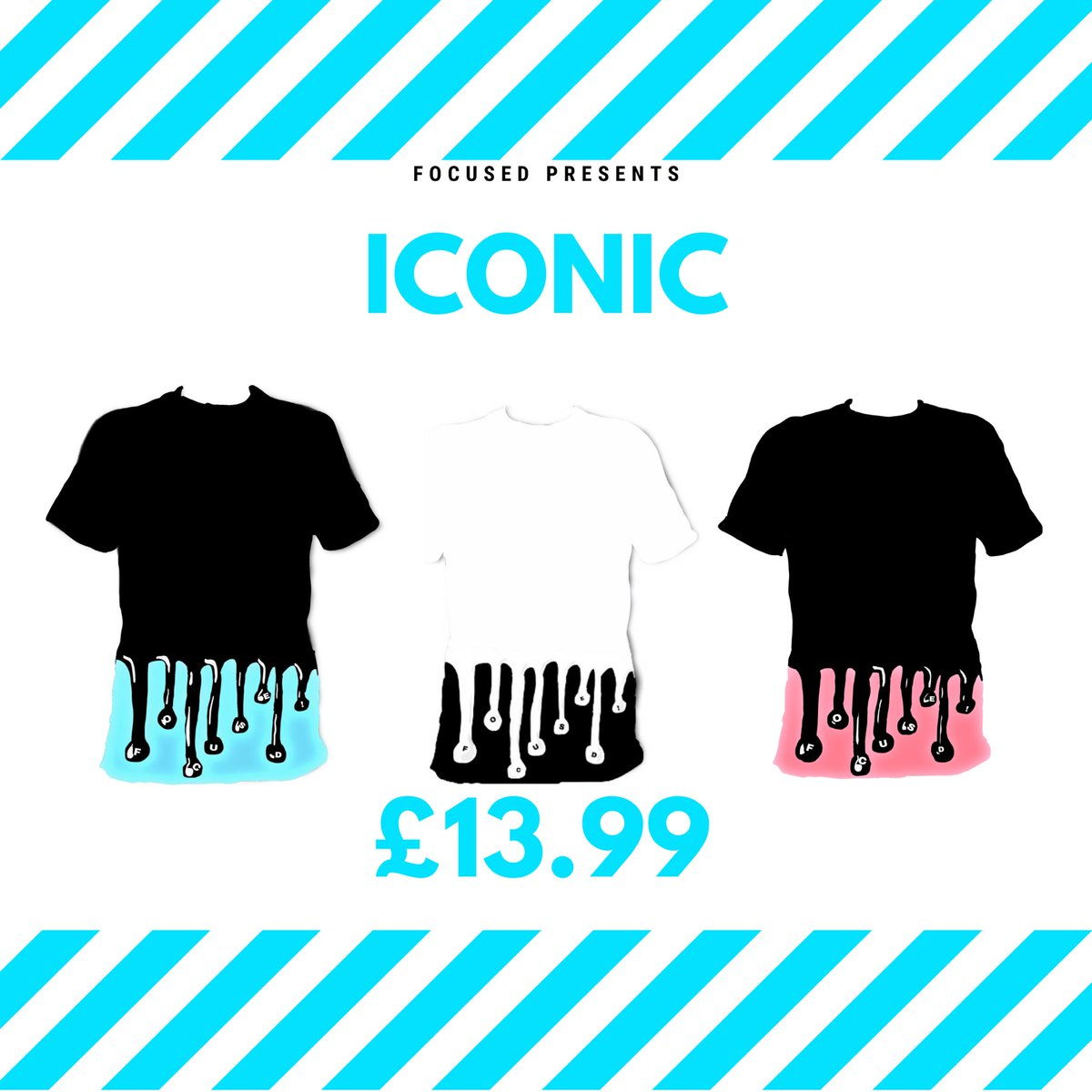 NEW PRODUCTS have launched on our website, available in unisex sizes S-XXXL http://focused17.square.site   #SupportSmallBusinesses #BlackOwnedBusiness #smallbusiness #ukbusiness #clothingcompany #clothing #fashion #drawing #artpic.twitter.com/HccqIthq9v