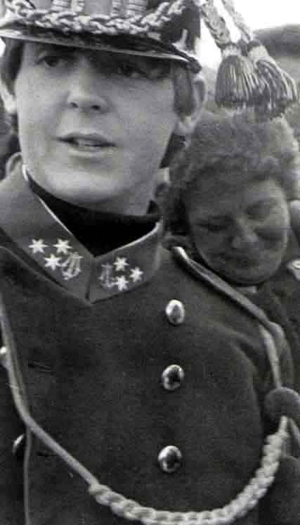 #PaulMcCartney in Austria on the set of Help !, 1965 #TheBeatles