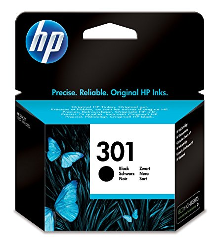 Not many left!! HP CH561EE 301 Original Ink Cartridge, Black, Pack of 1 for only £14.51 2