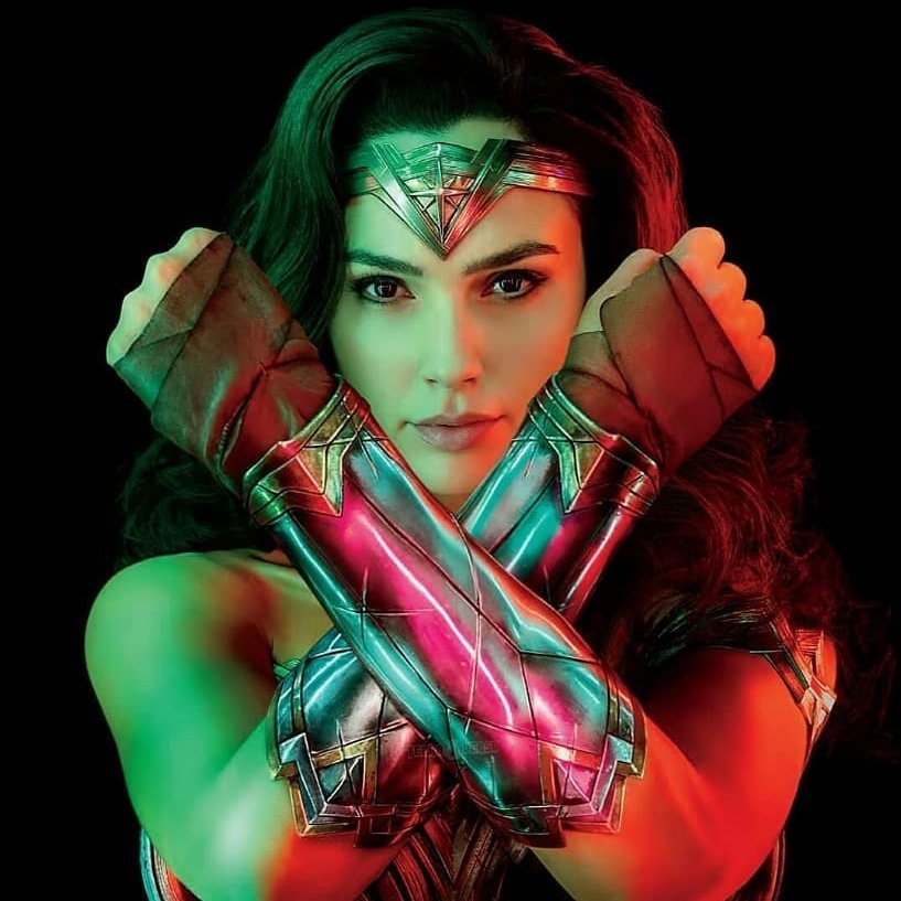 Gal Gadot is the perfect Wonder Woman