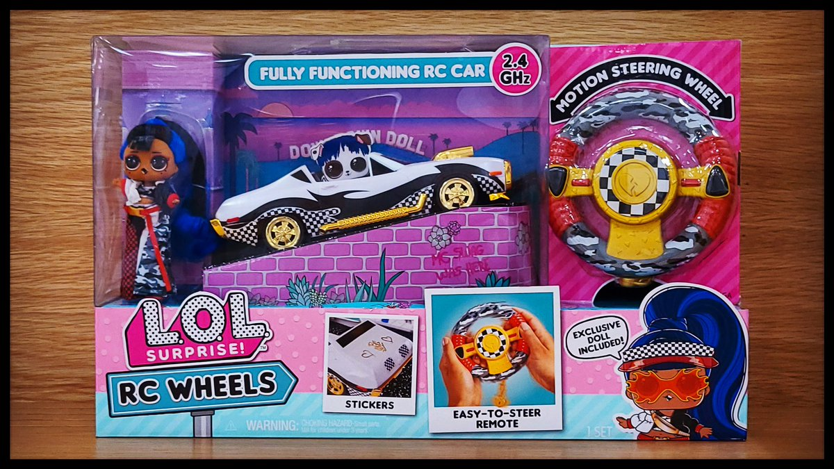 Bratz Heaven On Twitter Found The L O L Surprise J K Cruiser Rc Wheels Remote Control Car With Exclusive L O L Surprise J K Mini Fashion Doll Downtown B B At Target Mechanicsburg Pa Photos Including