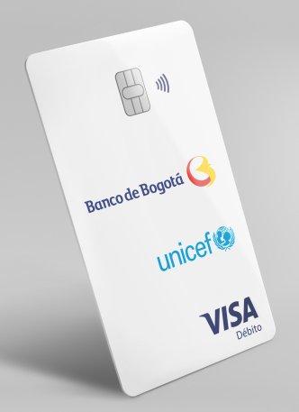 Banco de Bogotá y Unicef lanzan Tarjeta para apoyar a los niños de Colombia https://t.co/nzH2lTa0MU https://t.co/cWKQGEXJZp