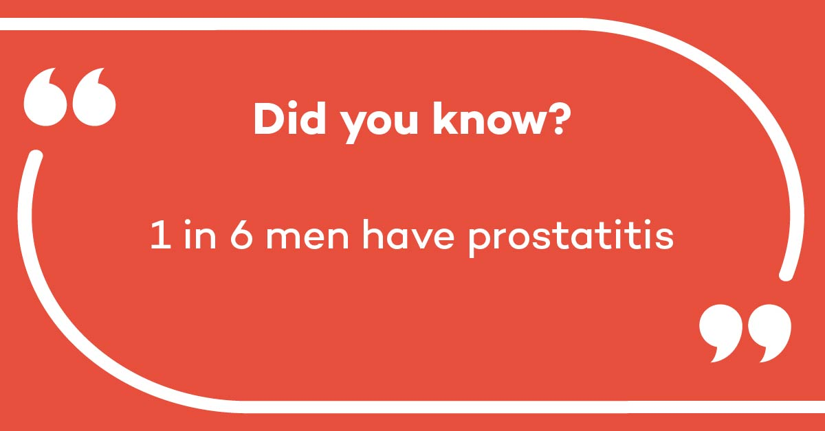 Learn more about prostatitis in our latest issue of The Male, as well as some of the differences between prostatitis, prostate cancer, and prostate enlargement here:  http://hm.org.au/3eqUi4mpic.twitter.com/OcSGRRKJX2