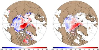 """""""Analyzing the impact of CryoSat-2 ice thickness initialization on seasonal Arctic Sea Ice prediction"""" by R Allard and co-authors is now on ANNGLAC First View   https://doi.org/10.1017/aog.2020.15… @IGS2019 @USNRL @NASAGoddard @CambridgeCore #seaice #Arcticpic.twitter.com/o1ZmxZXVy7"""