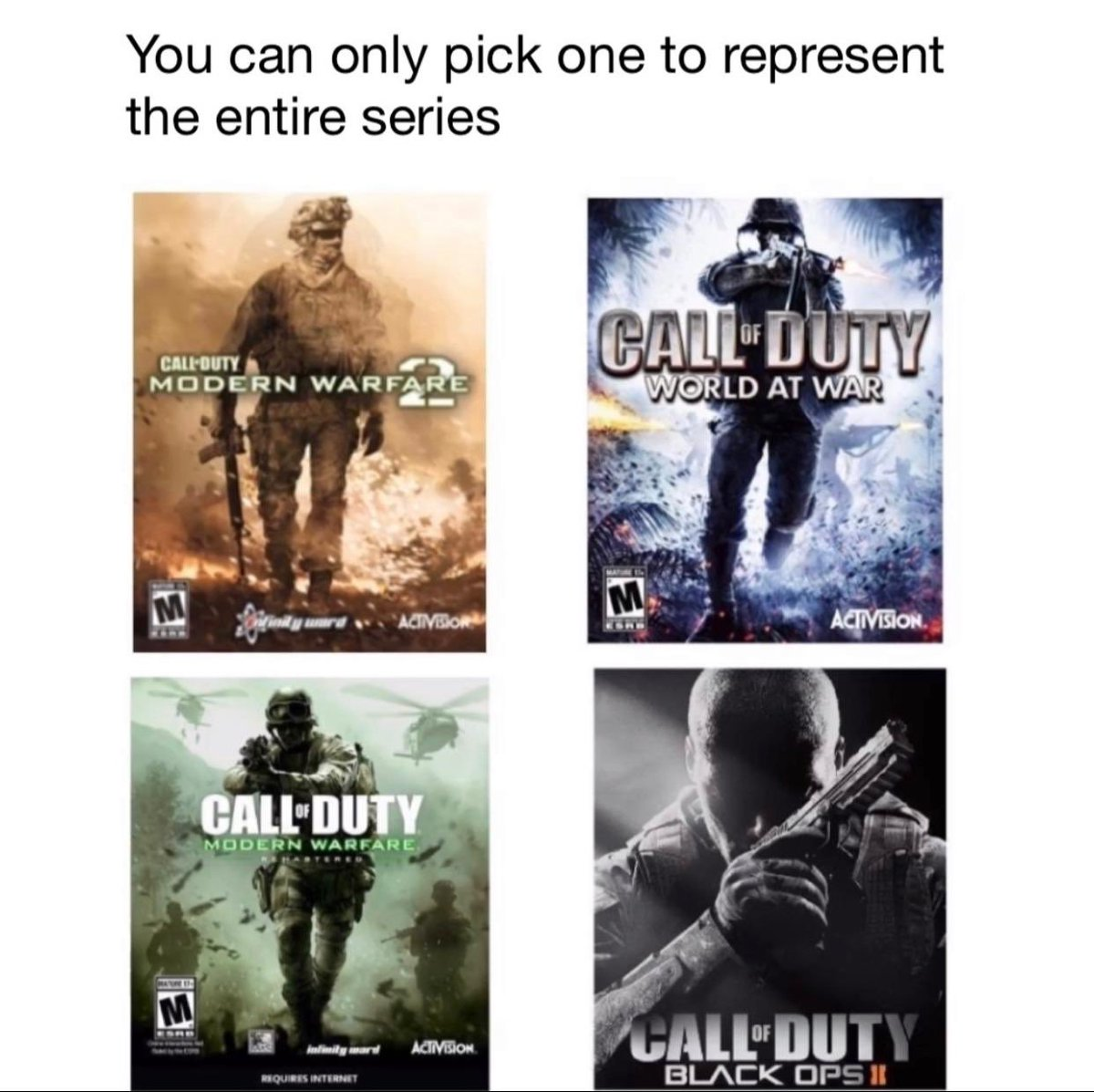 Which one y'all picking?!👇🤔