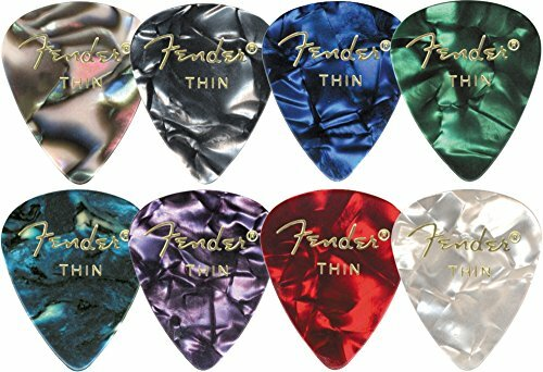 Fender 351 Premium Celluloid Guitar Picks (12-Pack) #instruments pic.twitter.com/uGMov1fWcw