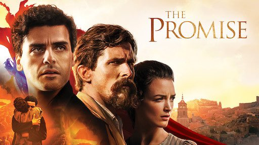 Please share. We are thrilled to announce The Promise was acquired by Netflix for streaming starting 8/8. Thank you ALL for your support & we know it will now raise even more awareness. Thanks to the unparalleled generosity of our dear friend & mentor Kirk Kerkorian, our team https://t.co/6FHPtujt3c
