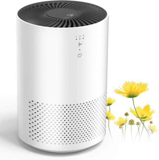 HEPA Air Purifier for $34.99! (retail $79.99!)    Use promo code; G3BNY92K  2
