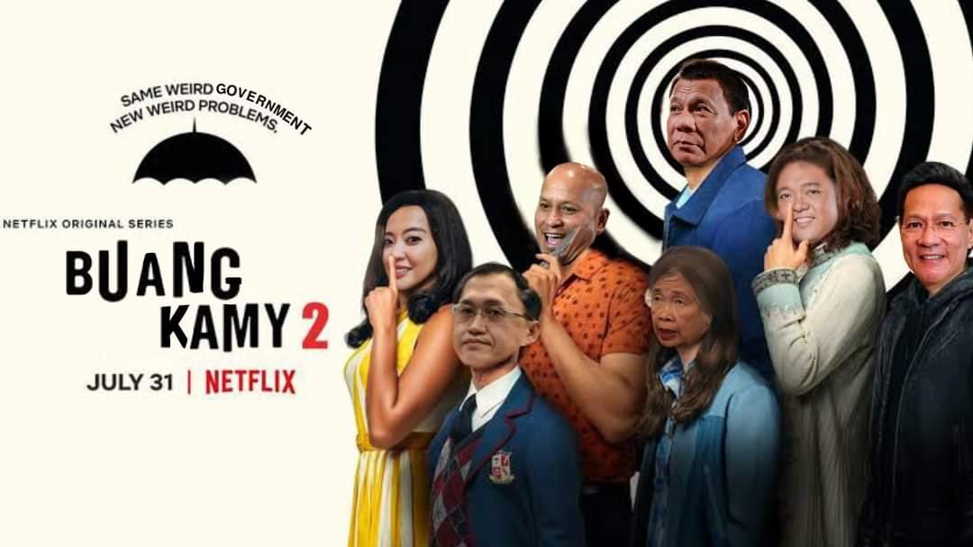 NOW SHOWING!!! #TANGINAMODUTERTE #OustDuterte #DuterteResign #OustDu𓆉pic.twitter.com/DMLPlQnIoA