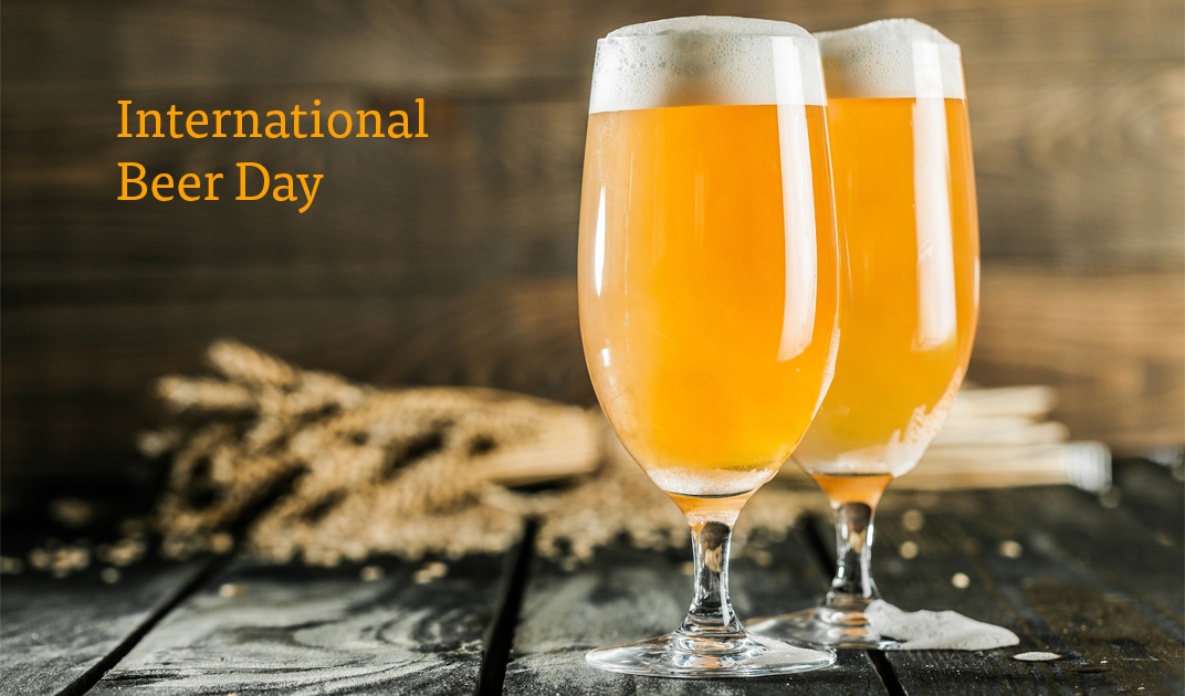 #InternationalBeerDay