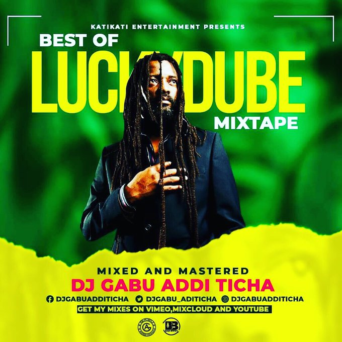 HAPPY BIRTHDAY LUCKY PHILIP DUBE. Enjoy The best of lucky dube mixtape