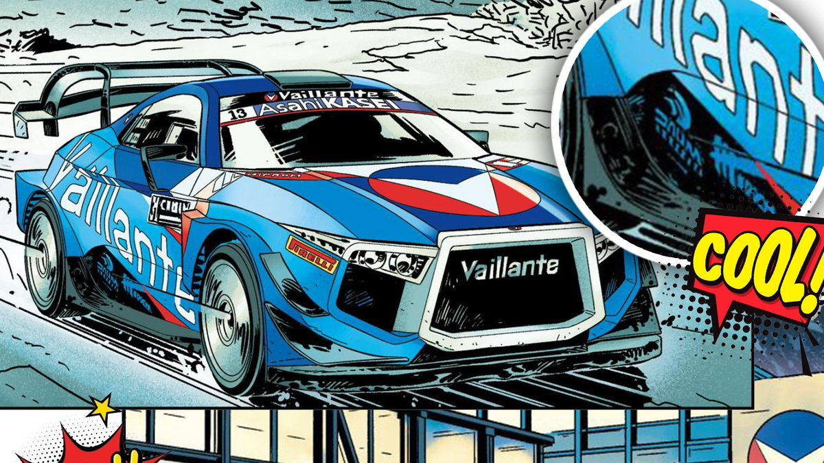 We are speechless! Being a part of Michel Vaillant is absolutely stunning! Big thank you to @JLDauger and the whole team behind Michel Vaillant, for creating such vibrating content. This Brand is truly rapid! #MichelVaillant #DALIMSOFTWARE #WRC @EditionsDupuis