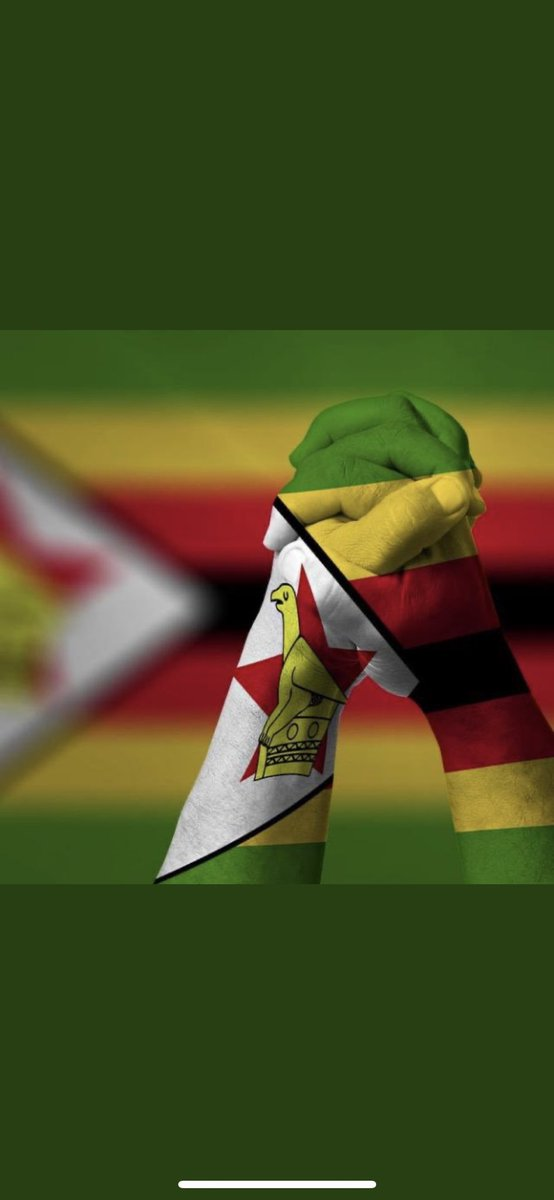 Prayers to my Zimbabwean brothers and sisters ❤️ https://t.co/hKBGXfpwbI