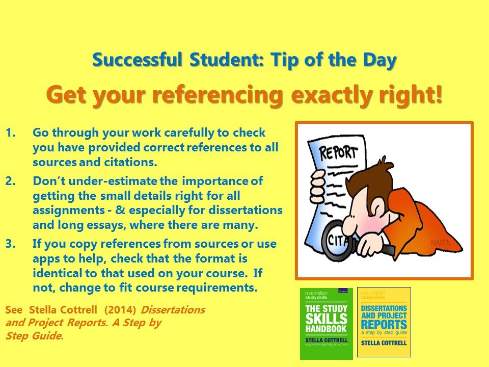 #SuccessfulStudent Get your referencing exactly right! #Students #student #study #studying #studentlife #studygram #studyplus #college #studentsuccess #collegelife @MacmillanUSA #amreading #assignments #assignment #essays #essay #amwriting #unilife #uni #University #degreepic.twitter.com/z2QbieO86Y