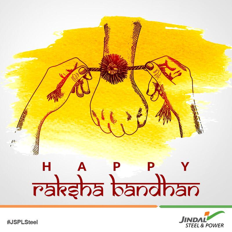 RAKHI is the sacred thread of trust & love which binds sisters & brothers in special bond.  #RakshaBandhan greetings to everyone🙏 https://t.co/Vg9nJ0NpKw