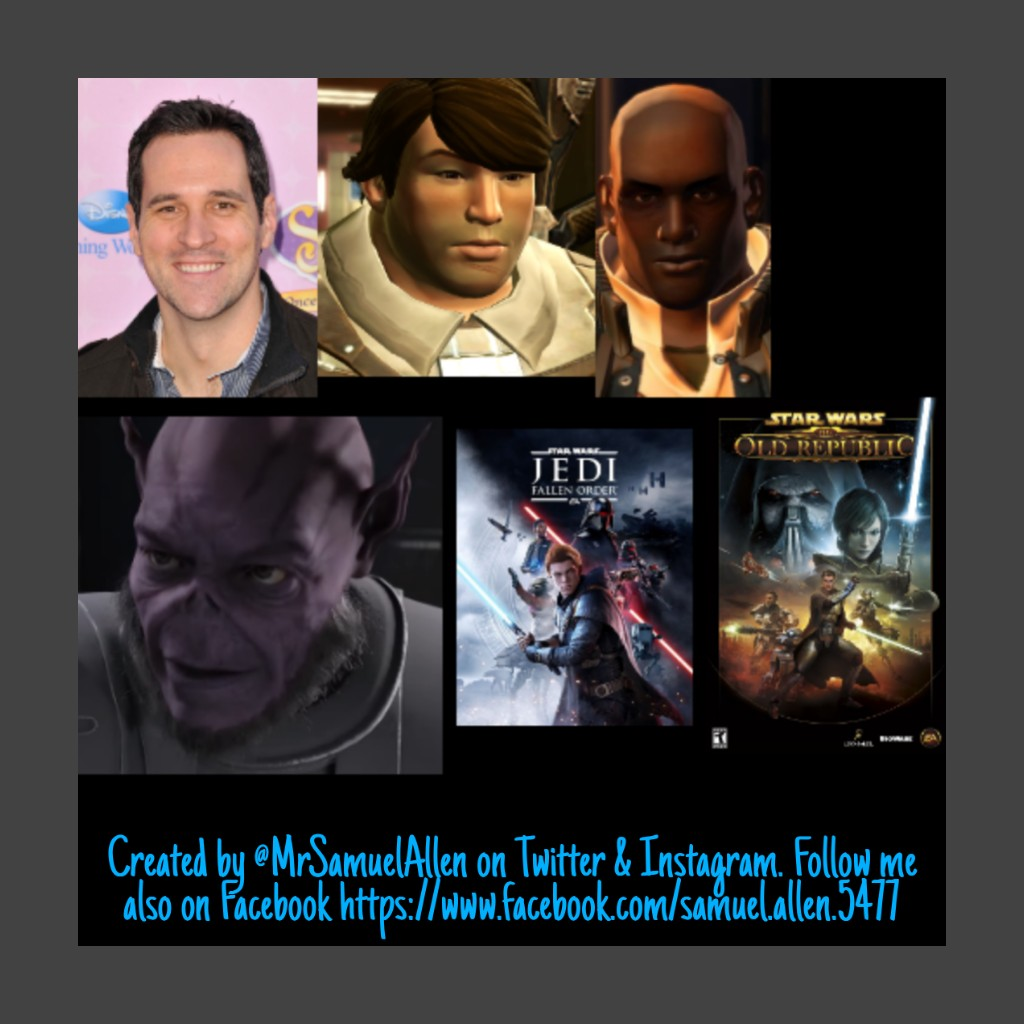 Happy 39th Birthday to @WillingBlam, he voiced Warden Graal & Nevis Kitt in #StarWars #TheOldRepublic & Jaro Tapal in #StarWarsJediFallenOrder. Follow him also on Facebook https://www.facebook.com/Travis-Willingham-135796476436998/… & Instagram https://www.instagram.com/willingblam/. May he have a good one.pic.twitter.com/H4jUvu3v0O