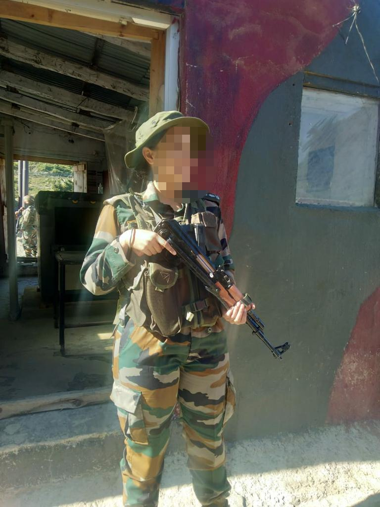 "Neeraj Rajput on Twitter: ""Rifle-woman ! Yes, your heard it right ..."