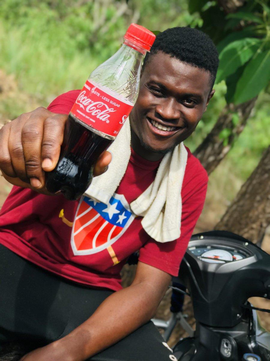 Taste the feeling!! #bbnaijialockdown #AGBaby #ambassadorswanted #CocaColapic.twitter.com/4Gdr7PG1Rf