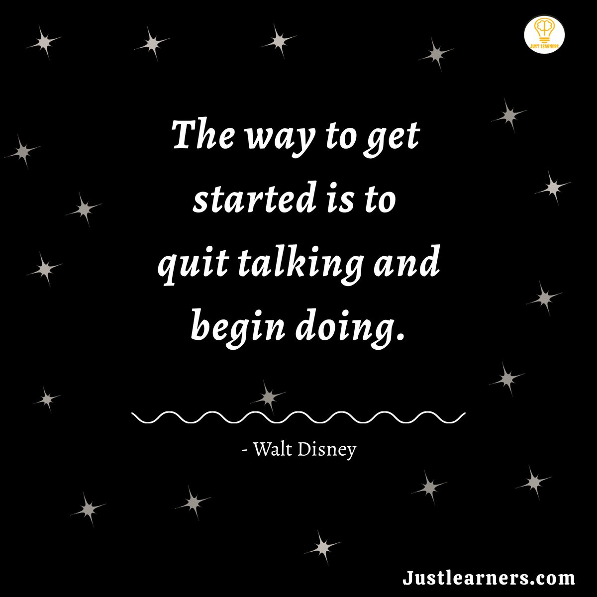 Quit talking and begin doing.   Follow @JustLearners  #thoughtoftheday #mondaythoughts #MondayMotivation #MotivationalQuotes #InspirationalQuotes #morningvibes #quotestoliveby  #gratitude #Truth #thoughts #findyourwhy #quoteoftheday #mindfulness #waltdisney #justlearnerspic.twitter.com/qSKo9bcgED