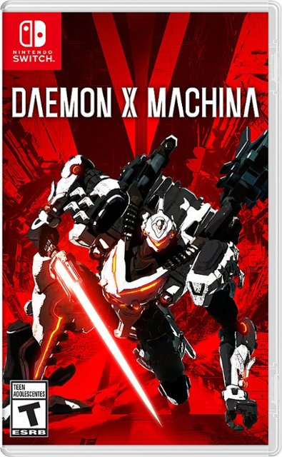 DAEMON X MACHINA (Switch) is $39.99 at Best Buy 2