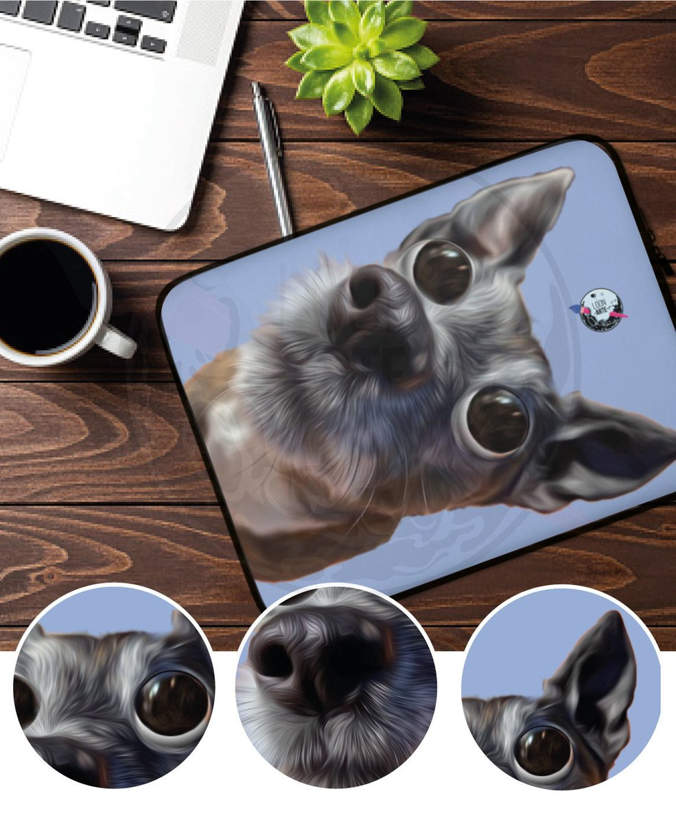 Your Pet into a #Laptop #Sleeve! Customized Digital #Pet Portrait  Get 30% OFF Worldwidehttps://soo.nr/HQRv  #loonarte #doglover #tech #techaccessories #dogsoftwitter #hund #puppy #귀엽다 #dogoftheday #doglover#犬 #ペット #子犬 #犬のいる幸せ #perros #anjing #कुत्तेpic.twitter.com/ofmHH0SBBz