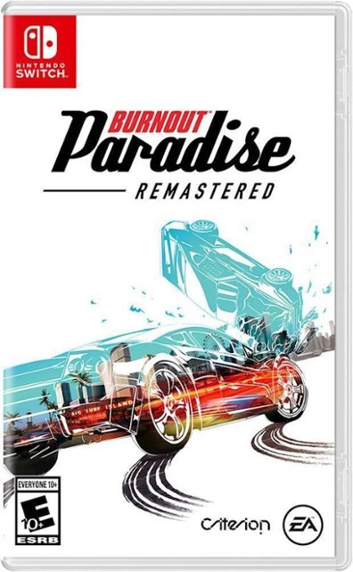 Burnout Paradise Remastered (Switch) is $29.99 at Best Buy 2