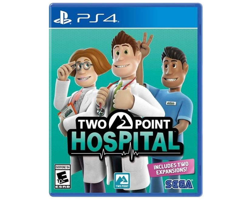 Two Point Hospital (PS4/X1/S) $29.99 via Best Buy. 2