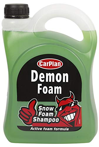 Get Up to 23% off CarPlan Demon Wash Snow Foam Shampoo - REFILL PACK 2 Li Only £9.98 2