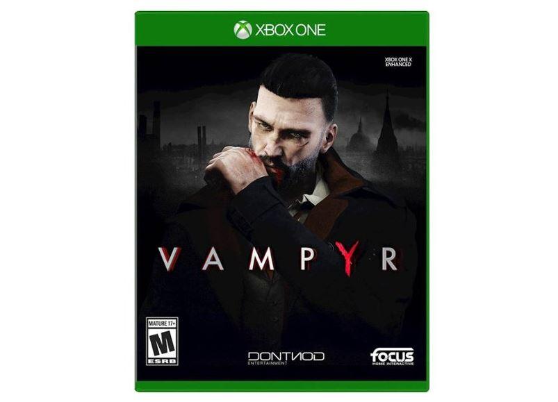 Vampyr (X1) $14.99 via Best Buy. 2