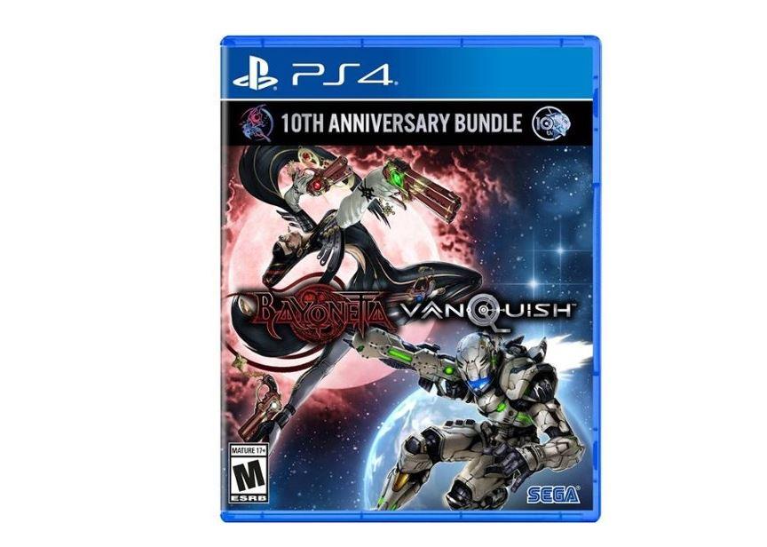 Bayonetta and Vanquish 10th Anniversary Bundle (PS4/X1) $29.99 via Best Buy. 2